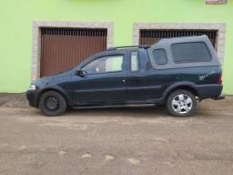 Fiat Strada adventure cabine estendida 1.6 16v gasolina