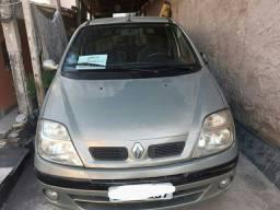 Vendo scenic  2001 2.0  16v. Motor   Novo .