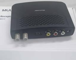 Conversor Digital Multilaser Fullhd P/ Tv Tubo, Plasma E Lcd<br><br>