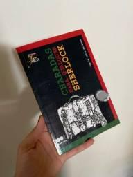 Livro: Charadas para qualquer Sherlock - Ângela leite de souza