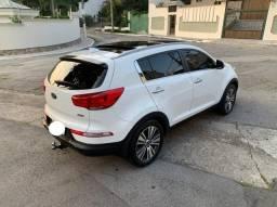 Kia Sportage EX Top de Linha com Teto Ano 2016