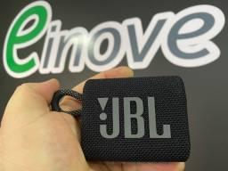 Caixa de Som Jbl Go3 Black Bluetooth
