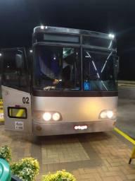 Ônibus Scania 124 CMA Estrelão Ano 2000