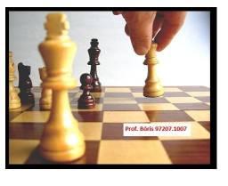 Aulas particulares on line de Xadrez do iniciante ao avançado