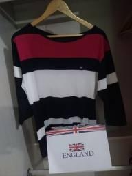 England Camisa 3/4 original