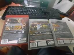 kit 3 jogos ps3 uncharted 3 transformers e ninja gaiden