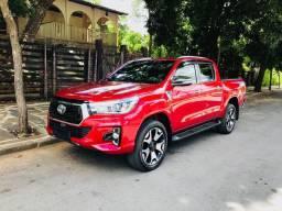 Toyota Hilux SRX top da categoria IPVA 2021 pago