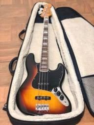 Contrabaixo Fender Jazz Bass Classic 70 (J-Retro)