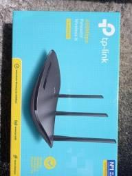Roteador Wireless N - novo