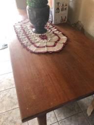 Mesa de madeira 200x85  maciça