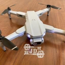 Drone Xkj I900- Dual câmera bateria até 28 min/ voa 1.2km/ função GPS