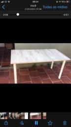 Vendo mesas montáveis