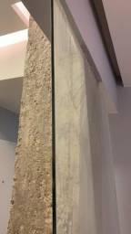 folha de vidro de 8mm ( 1.40 x 2.20m)