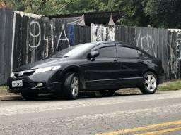 Honda Cívic LXS 2009 automático troco menor valor