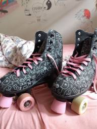 patins semi-novo
