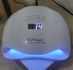 Cabine de unha Sun 5X Plus 80w