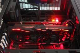 AMD Rx 580 Strix OC 8 GB troco por rtx 3060