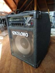 Cubo Amplificador Baixo Meteoro Star Black 12