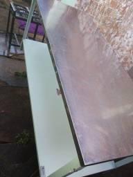 Mesa de alumínio para padaria e lanchonete cemi nova !!