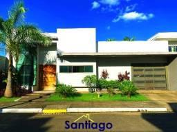 Excelente casa térrea com 330 m² no condomínio Portal das Artes Porto Velho