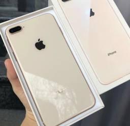 iPhone 8 plus 64 g novo lacrado