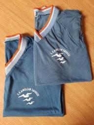 2 camisetas Escola amilcar Savassi