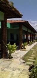 Vende-se mansão na Caponga ao lado da barra