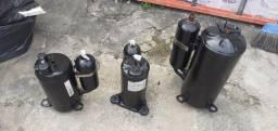 Compressores de ar condicionado
