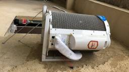 Instalação de ar condicionado split?