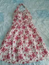 Vestido florido