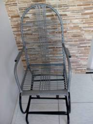 Cadeira de balanço fios de nylon