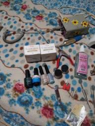 Material para alongamento de unhas