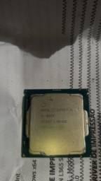 Processador i5 8400.
