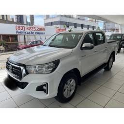 Toyota Hillux SR 2019/2019