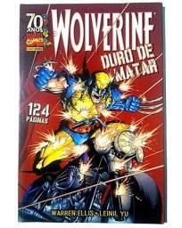 Wolverine - Duro de Matar   [Marvel | HQ Gibi Quadrinhos]