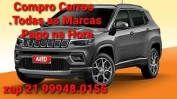 Compro Carros JEEP COMPASS