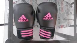 MaoTai - Kickboxing - Luvas Adidas Power 100 - 12 oz - Kickboxing - MaoTai