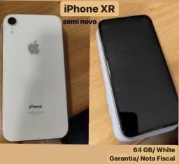 iPhone XR 64 zero com capinhas caixa e todos os acessórios