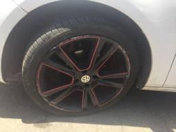 Vendo ou troco roda 17 por roda 15