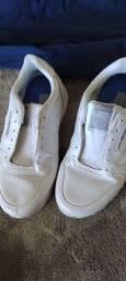 Tênis branco olympikus para Epcar, tamanho 44 semi novo