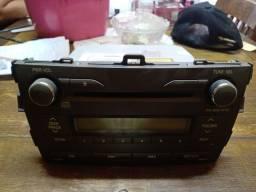 Radio original corolla