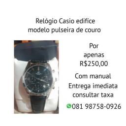 Relógios Casio Edifice,promoção!