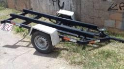 Carreta de reboque aberta 2014 r$ 2500,00