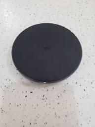 Carregador Por Indução Xiaomi Mi Wireless Charger 10w Novo