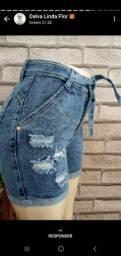 Shorts feminina
