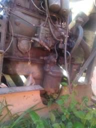 Moto de Mercedes 4 cilindros
