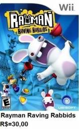 Pokemon Raving Rabbids de Wii