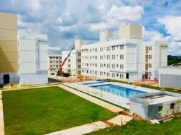 Apartamentos de 2 dormitórios, Entrada Facilitada