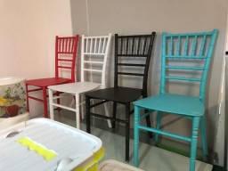 Cadeiras Especiais Estilo Tifani Da Gress
