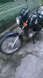 Honda Cg - 2013